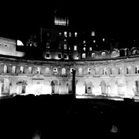 WATCH THE VIDEO: ROME UNDER THE MOON (AND STARS): A NIGHT IN BLACK 'N' WHITE