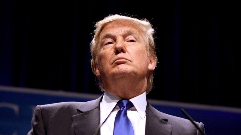 Donald Trump, un anno in picchiata