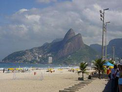 saccheggio Rio