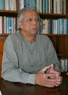 L'esperienza Yunus