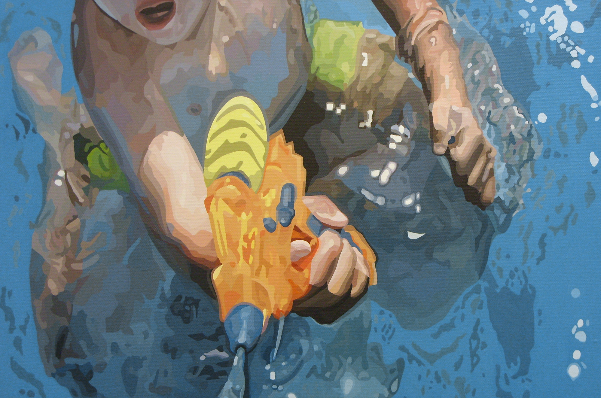 Pop Metafísico obras pintura