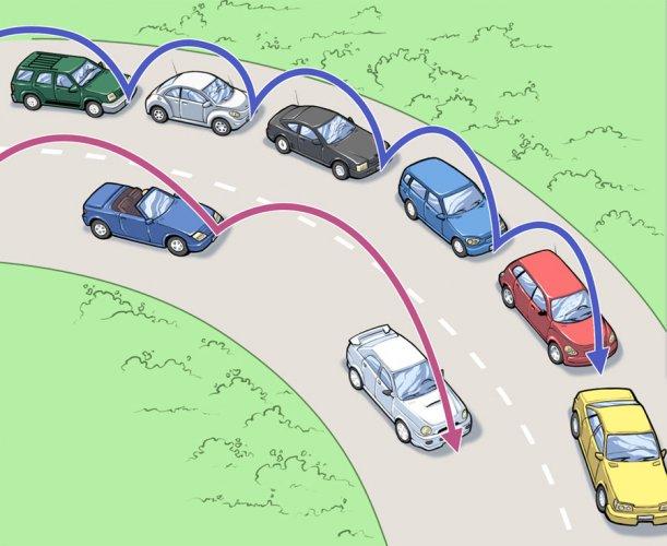 Editorial illustration - Cars