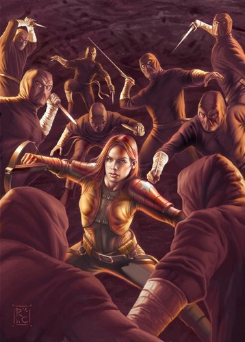GI Joe Comic Book Cover