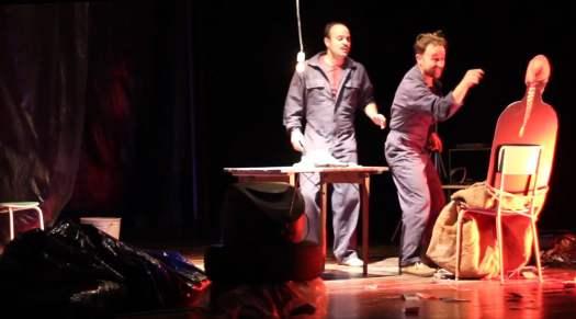 Così Lontano, così Ticino - Cronaca da NN - Teatro Città Murata - Mumble Teatro