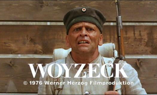 Klaus Kinski in Woyzeck