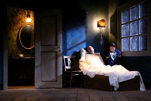 Misery - Filippo Dini e Adriana Scommegna