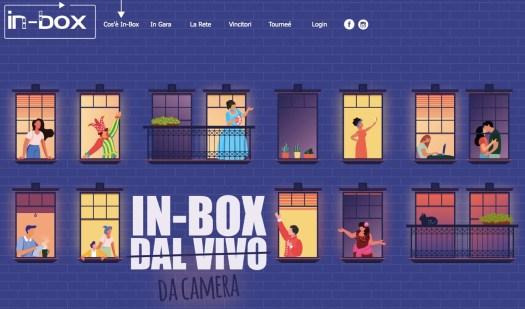 In-Box 2020 - La copertina