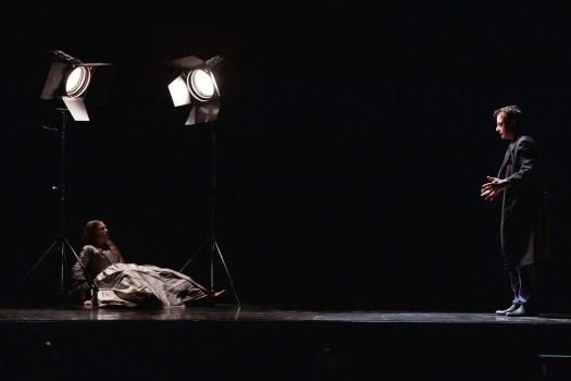 Koltès - Nella solitudine nei campi di cotone - Federica Rosellini e Lino Musella