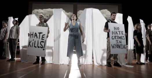 Il seme della violenza - The Laramie Project 3 (ph. Laila Pozzo)