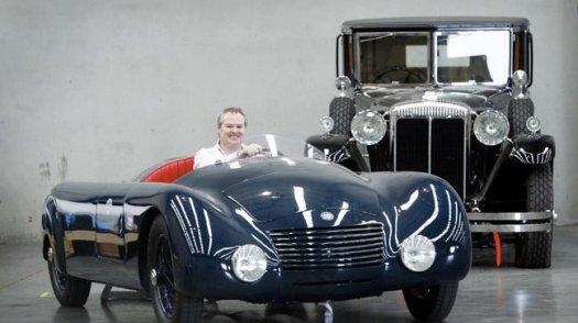 Alfa Romeo Jankovits - l'automobile restaurata