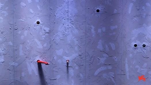 Glory Wall - di Leonardo Manzan e Rocco Placidi - Biennale 2020