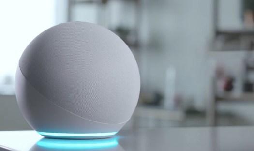 Alexa Dot 4th generation