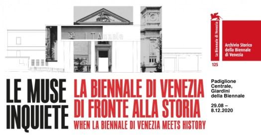 Le muse inquiete -La Biennale di Venezia