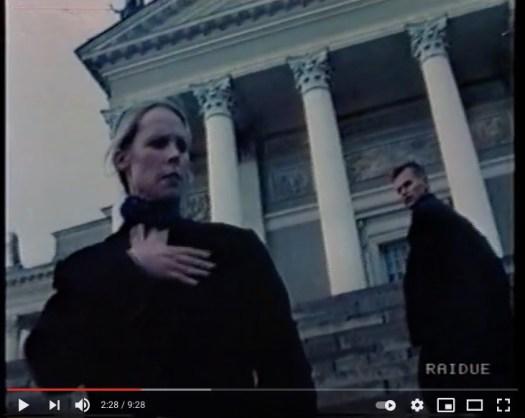 Carolyn Carlson danza a Helsinki