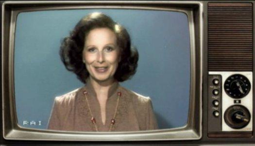 Nicoletta Orsomando televisione