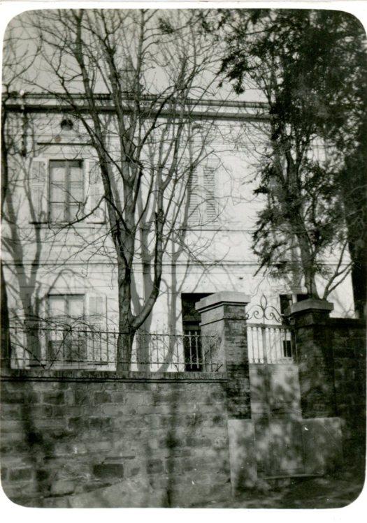 Villa Maria - civico 76 di Barcola Riviera  - Trieste
