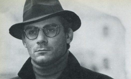 Gian Maria Volontè in una scena di Il terrorista (1963)