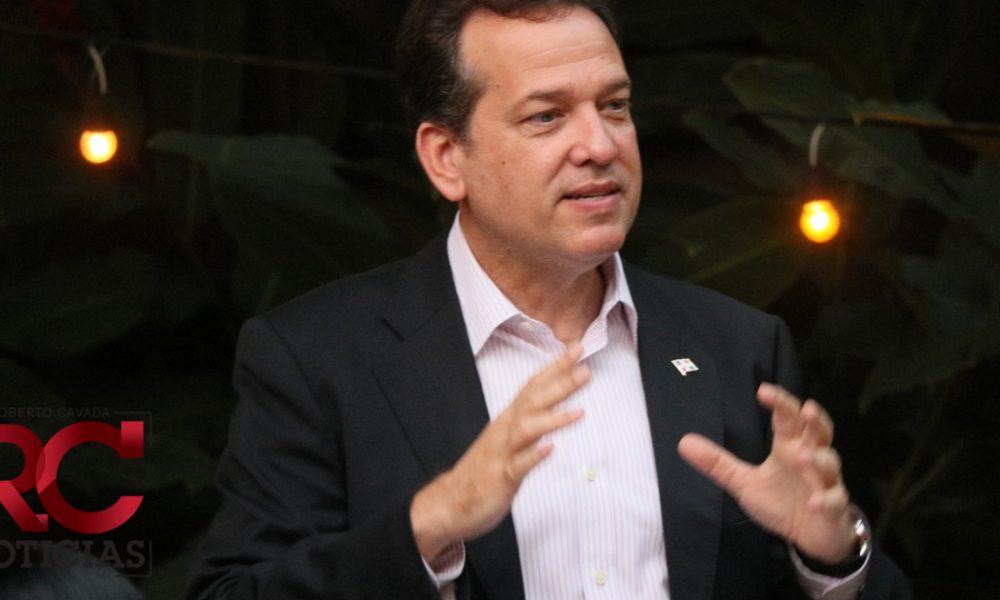 Ito Bisonó dice su visión de gobierno es diferente al PLD, PRD Y PRM