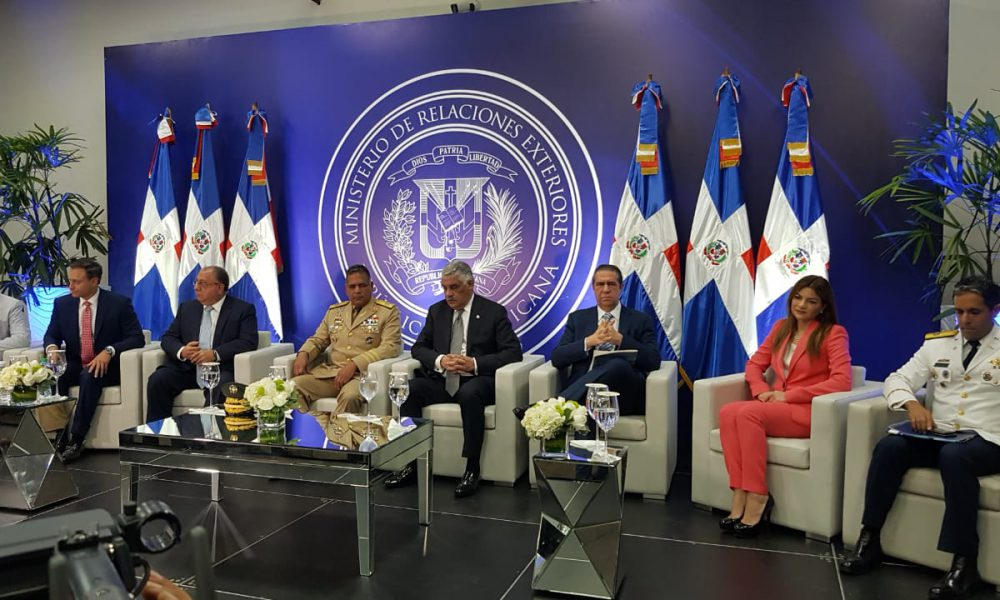 Canciller Miguel Vargas deplora campaña contra RD, asegura es destino seguro