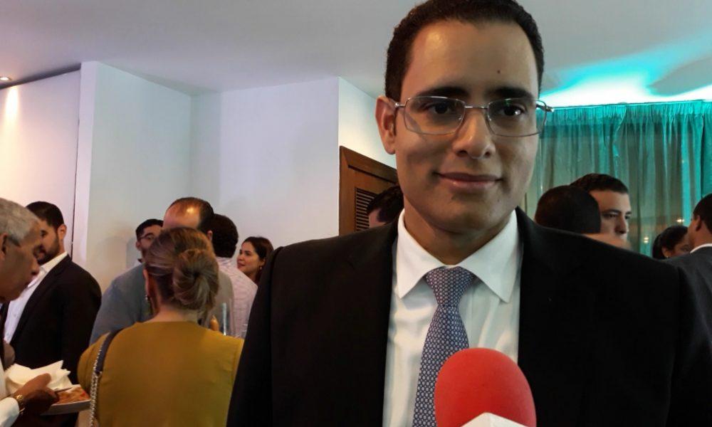 (Video): Nuevo ministro de Economía expresa agradecimiento al presidente Danilo Medina