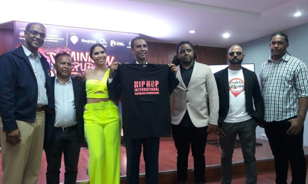 DIGEPEP auspicia Campeonato Nacional de Hip Hop