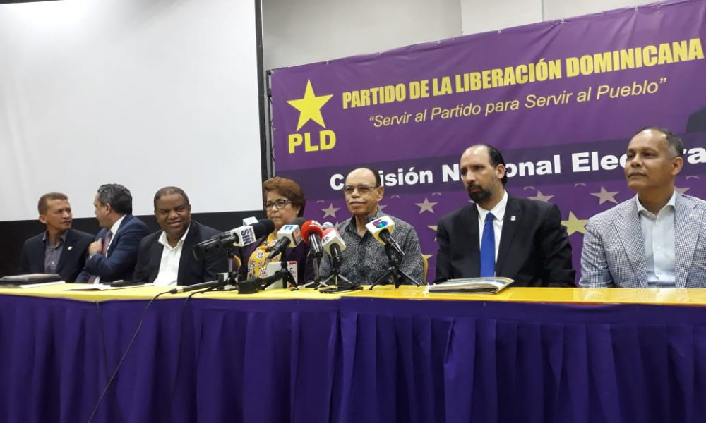 """Lidio Cadet: """"inhabilitar a Leonel no tiene sustentación objetiva dentro del PLD"""""""