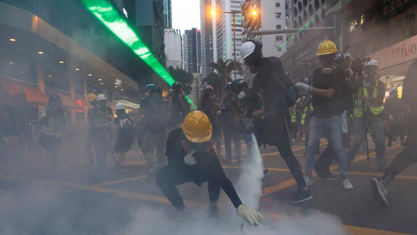 Diez semanas de protestas masivas: ¿qué está pasando en Hong Kong y por qué este territorio puede perder su posición económica?