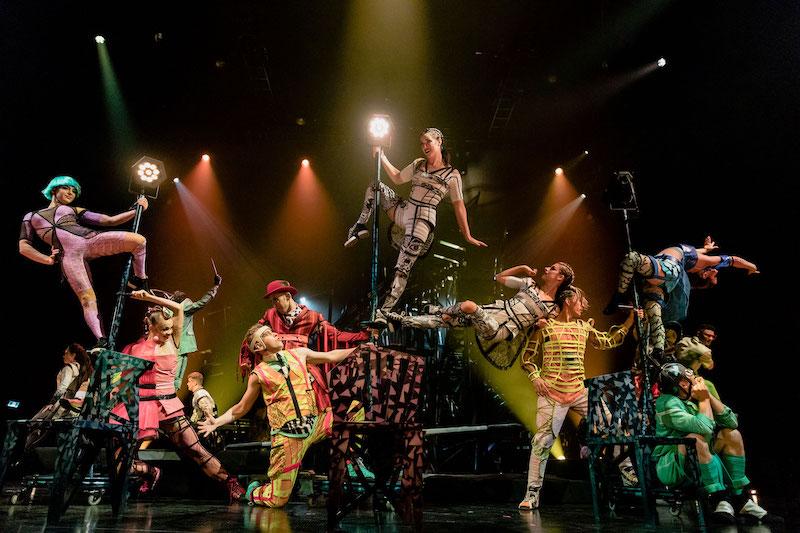 Cirque du Soleil se presentará como residencia un mes en Hard Rock Hotel Punta Cana