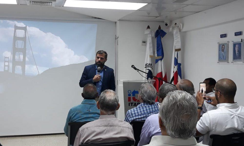 Mélido Marte imparte conferencia en ITADO sobre: Tecnología aplicada al mercado de Bienes Raíces y las Tasaciones