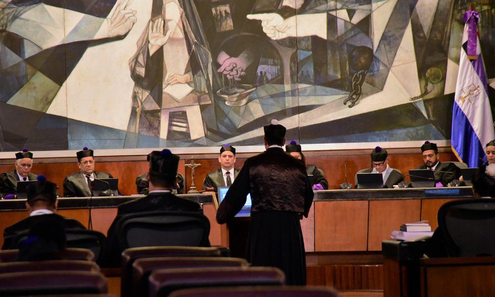 Defensa de Rondón Rijo continuó con la presentación de sus incidentes y excepciones