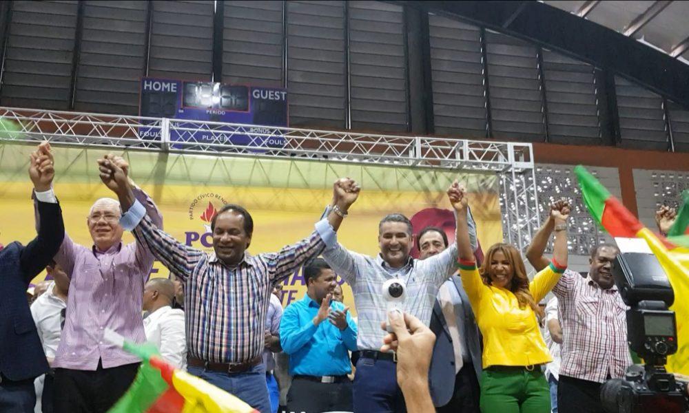 (Video): PCR proclama a Luis Alberto Tejada como candidato a alcalde de SDE; Zorrilla Ozuna dice que es la mejor opción