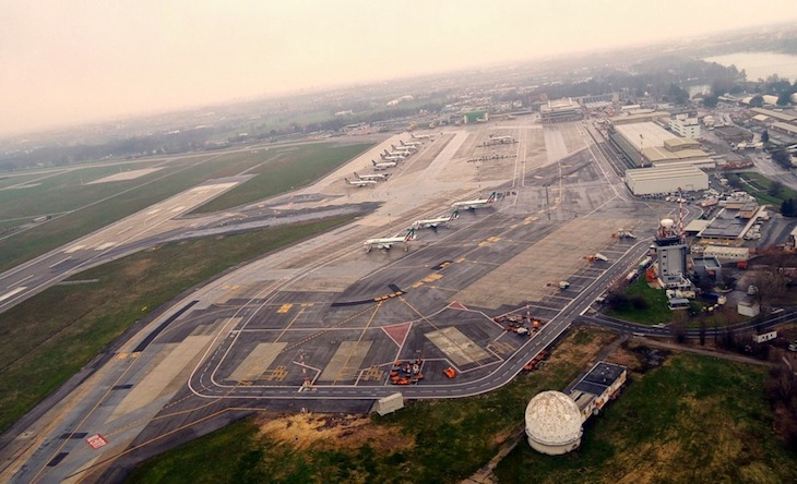 Milano - Linate airport