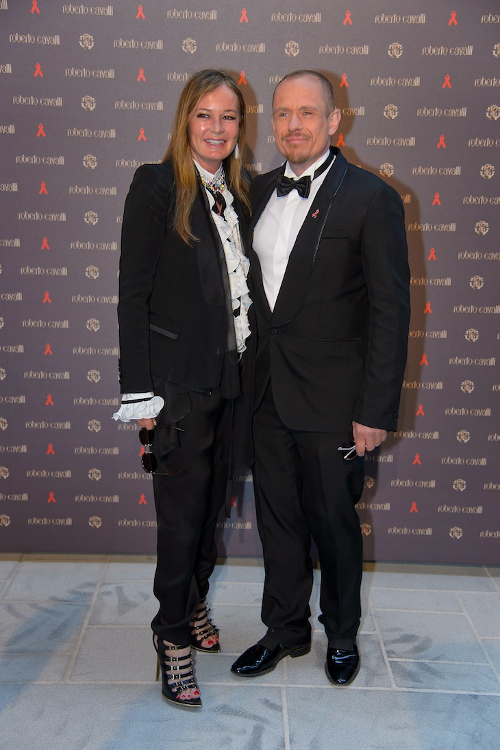 Eva Cavalli and Gery Keszler