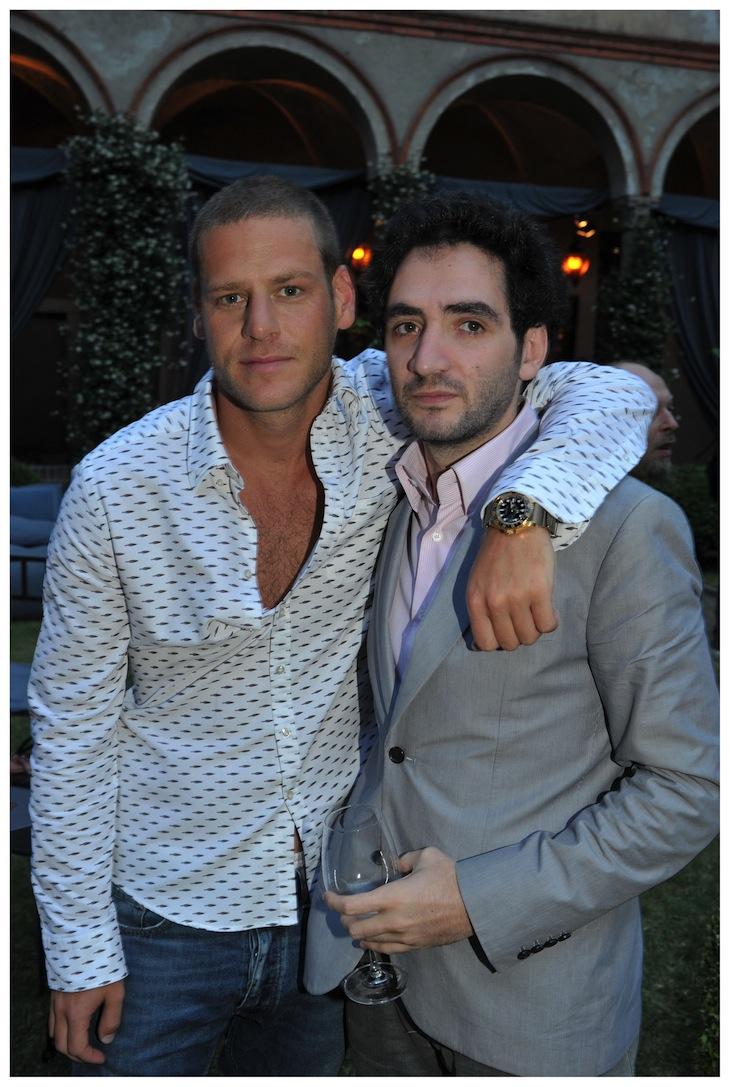 Dylan Don and Benjamin Eymere@L'Officiel France