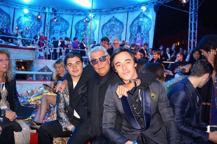 Robert, Roberto and Daniele Cavalli
