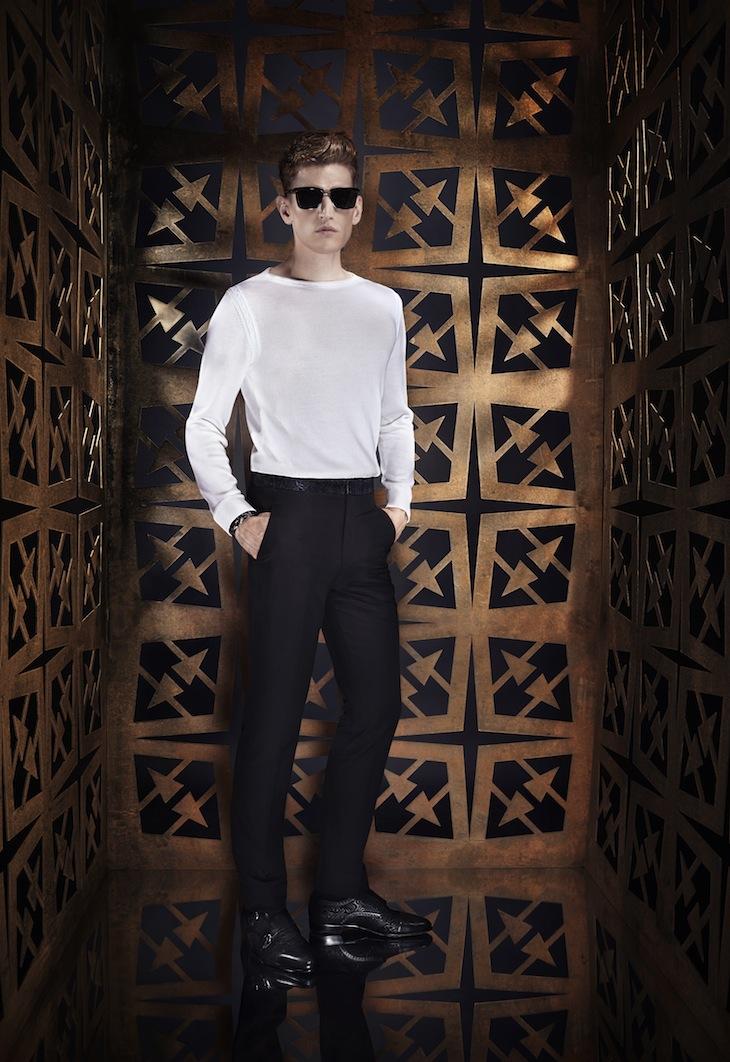 Roberto Cavalli Menswear SS14 #10