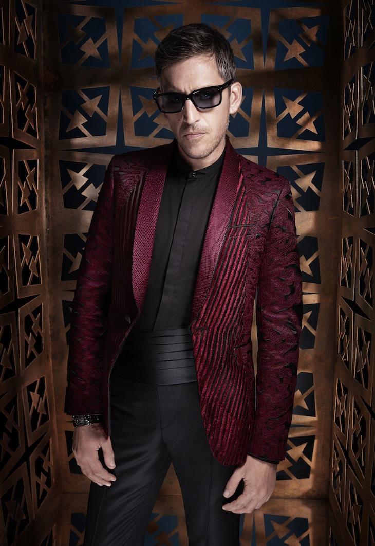 Roberto Cavalli Menswear SS14 #18