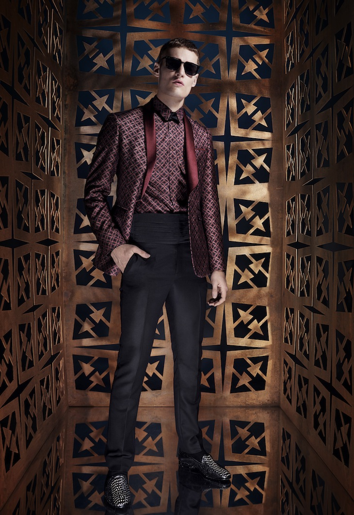 Roberto Cavalli Menswear SS14 #19