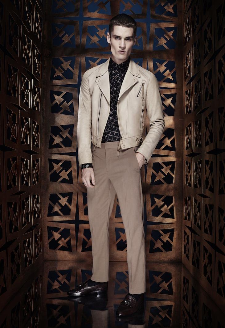 Roberto Cavalli Menswear SS14 #2