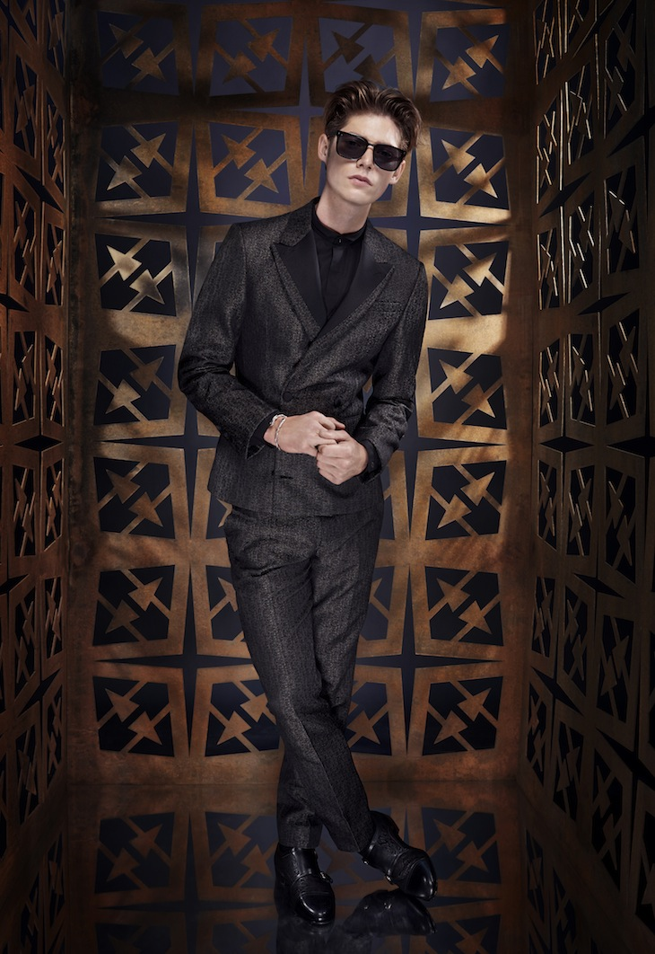 Roberto Cavalli Menswear SS14 #9