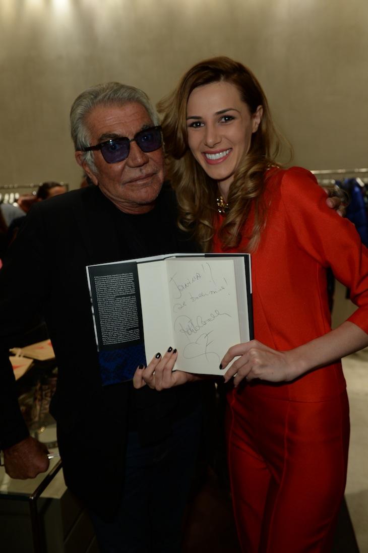 Roberto Cavalli, Janina Nectara