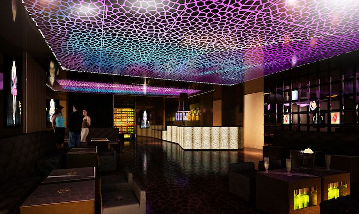 Cavalli Restaurant & Lounge Miami - Lounge