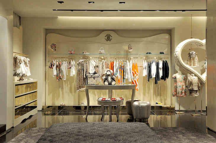 Roberto Cavalli Montenapoleone Boutique (3)