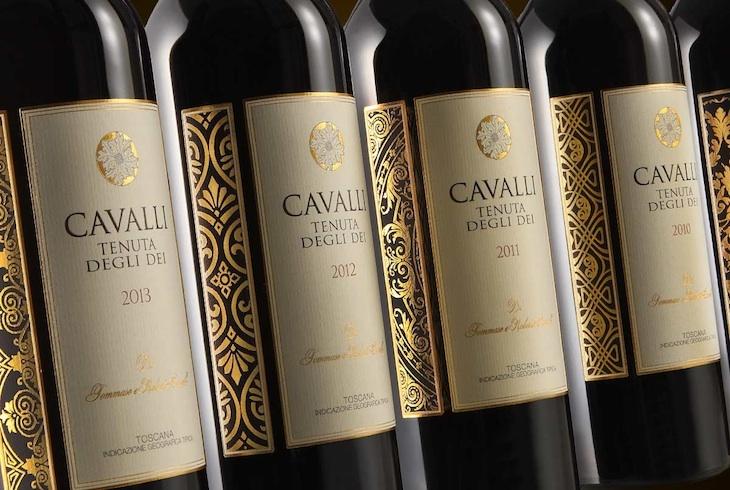 Tenuta degli Dei vino