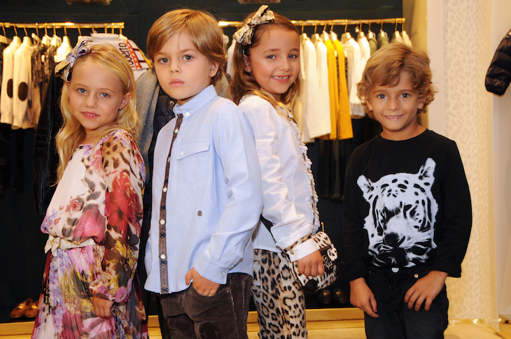 Roberto Cavalli Junior@Vogue Fashion Dubai Experience (2)