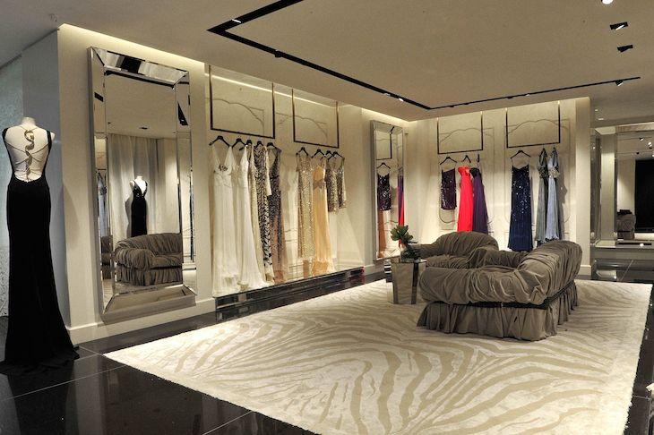 Roberto Cavalli Montenapoleone Boutique (7)