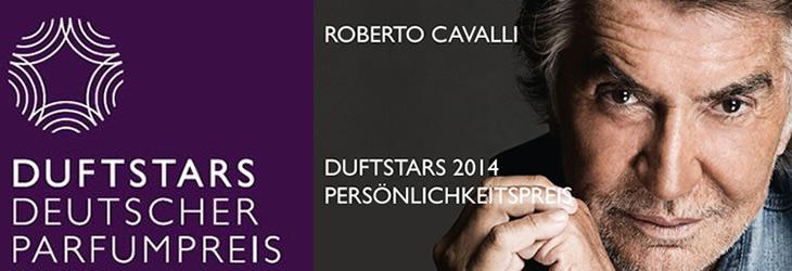 Roberto Cavalli Duftstars Awards 2014