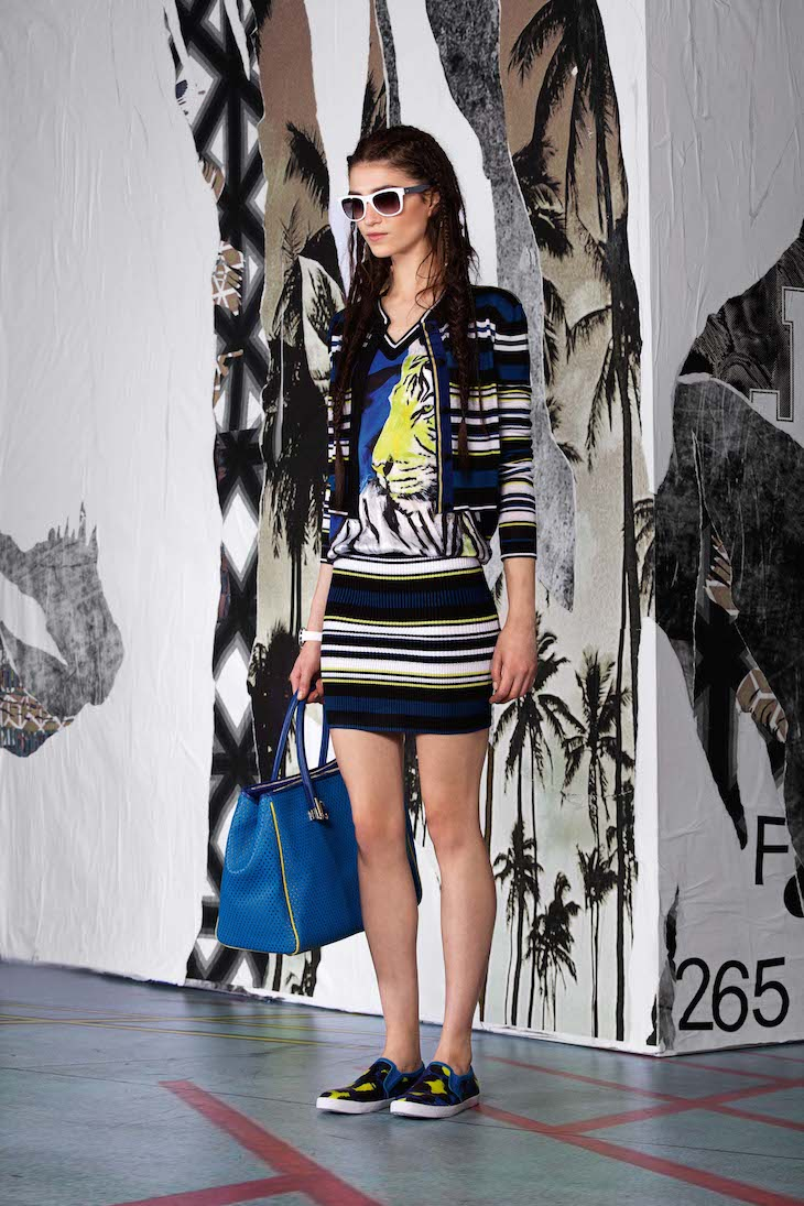 Just Cavalli Pre collection SS15 #13