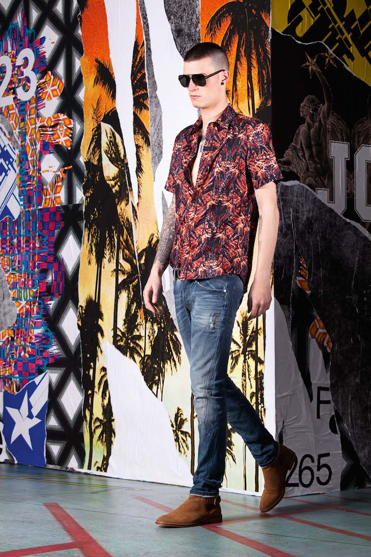Just Cavalli Pre collection SS15 #14