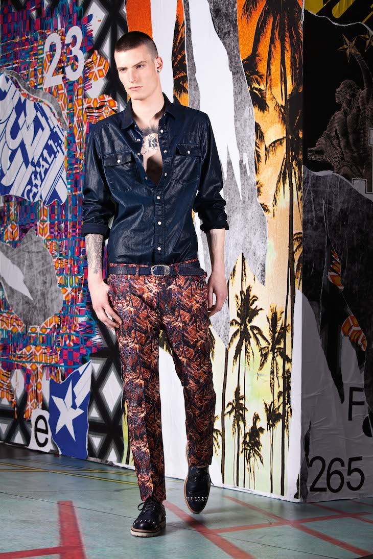 Just Cavalli Pre collection SS15 #16